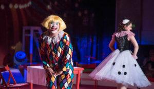 Volkstheater Rostock/BAJAZZO/ Chulhyun Kim und Laura Meenen/ Foto @ Frank Hormann