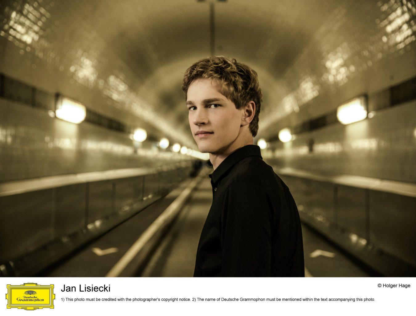 Jan Lisiecki © Holger Hage / DG