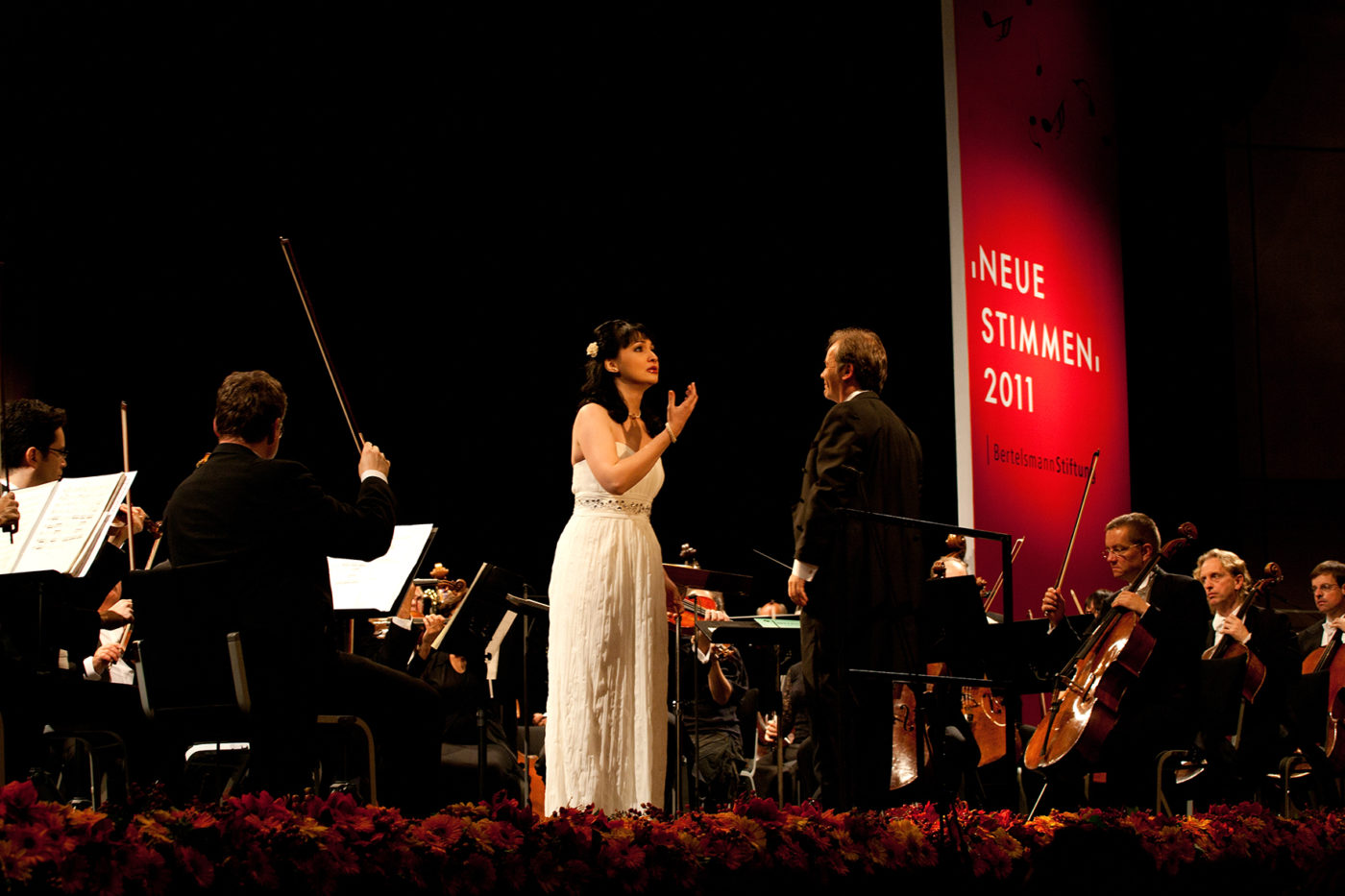 Neue Stimmen: Christine A. Pasaroiu / Foto @ Thomas Kunsch