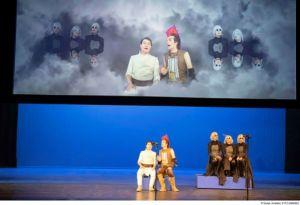 Theater Krefeld-Mönchengladbach/DIE ZAUBERFLÖTE/ Foto @ Matthias Stutte