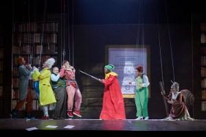 Oper Dortmund/Il Barbiere d. Sevilla/ D.Velev, M.Moody, H. Brock, P. Sokolov,S. Dladla, A. Shikhalizada, V. Fischer/Foto @ Björn Hickmann