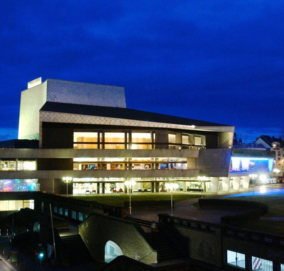 Opernhaus Bonn / Foto © Thilo Beu