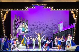 Theater Bonn KISS ME KATE I © Thilo Beu: Ensemble
