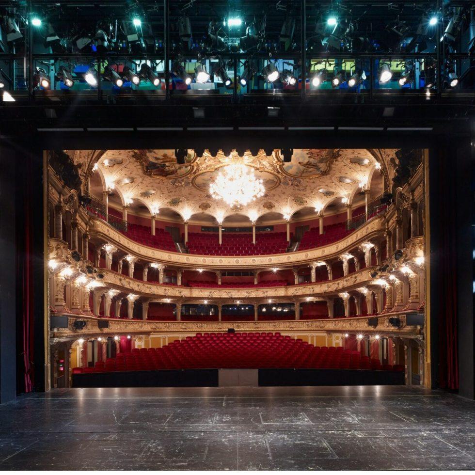 Opernhaus Zürich/ Foto @ Dominic Büttner