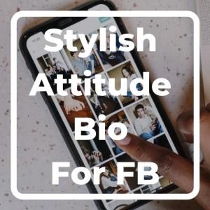 Bio For FB