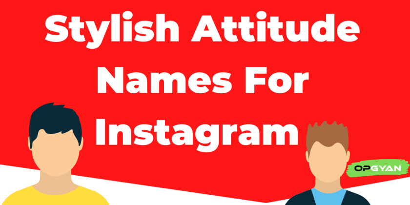 attitude names for instagram for boy in hindi