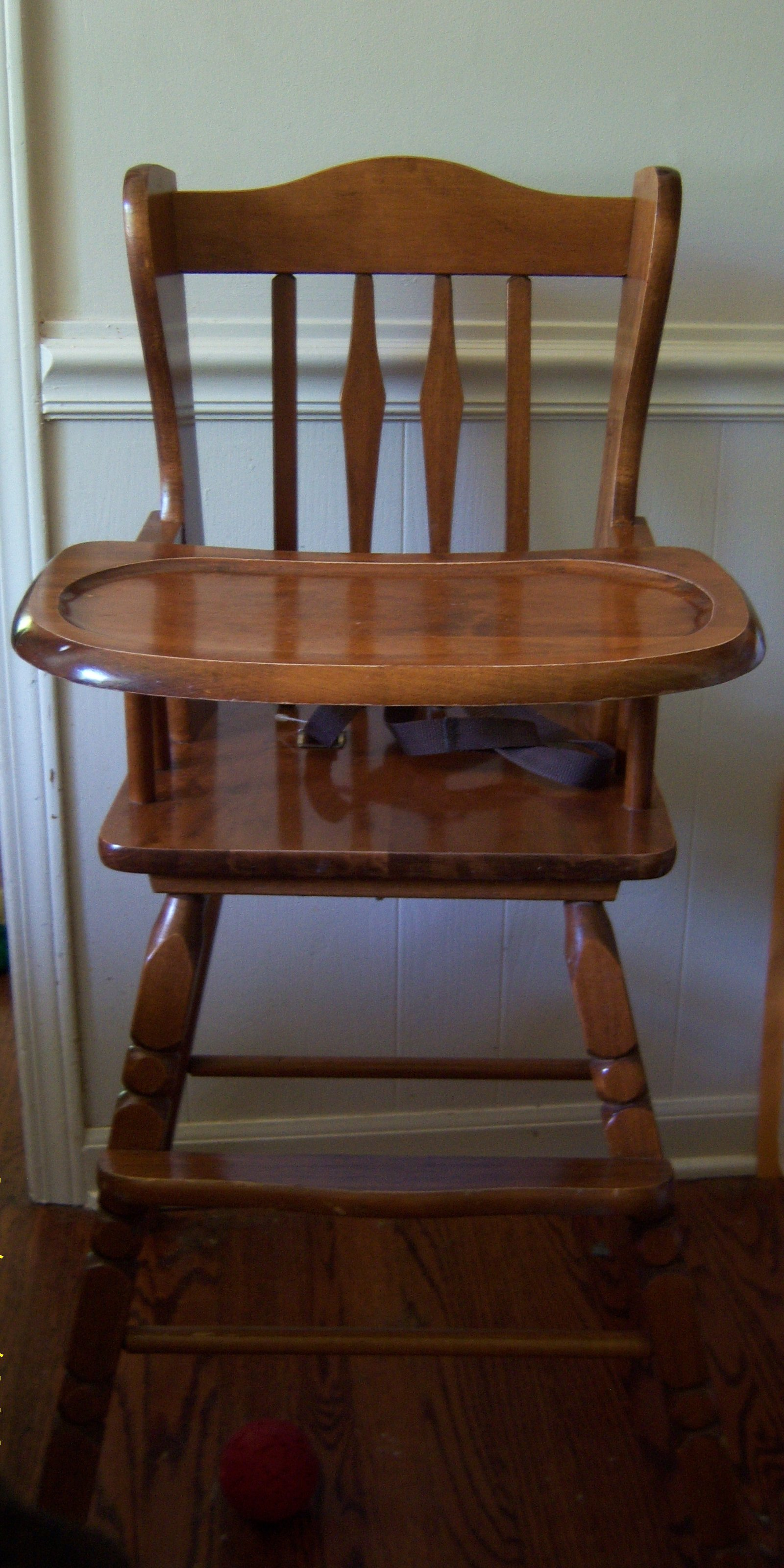 Antique Wooden Chair Vintage Mrs Ophelia Payne