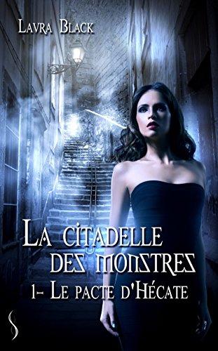 """Couverture du roman """"La citadelle des monstres"""""""