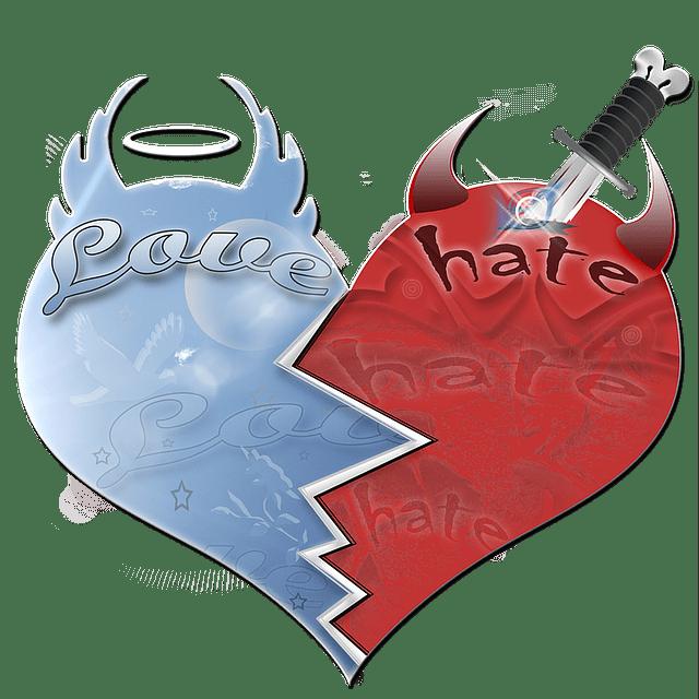 Amour/Haine