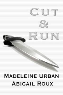 """Couverture de """"cut and run"""", tome 1 de la série du même nom."""