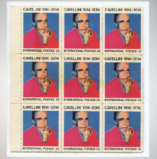 VIRTUAL UNDERGROUND/ GUGLIELMO  ACHILLE  CAVELLINI 1914 - 2014 (2/6)