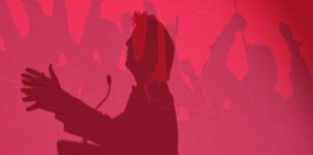"""Illustration de l'article """"Mélenchon, le faux tract, et les """"crétins"""" du FN"""", le 30/05/12 dans Le Nouvel Observateur"""