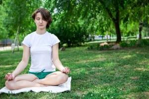 trauma meditate