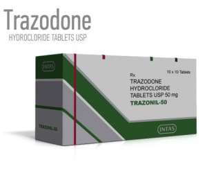 trazodone for opiate withdrawal