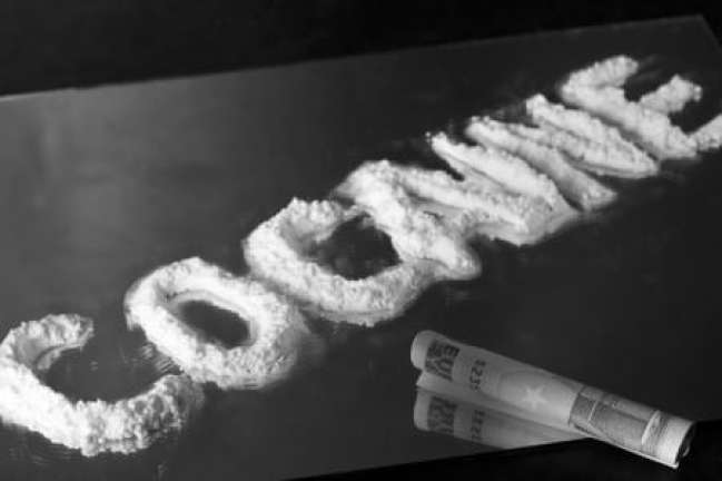 does cocaine help with opiate withdrawal