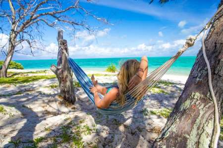 Hammock Therapy For Opiate Addiction Recovery