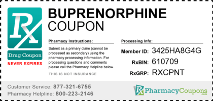 methadone vs buprenorphine