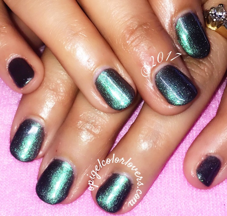 Manicure Monday: Peace, Love & OPI – OPI GelColor Lovers