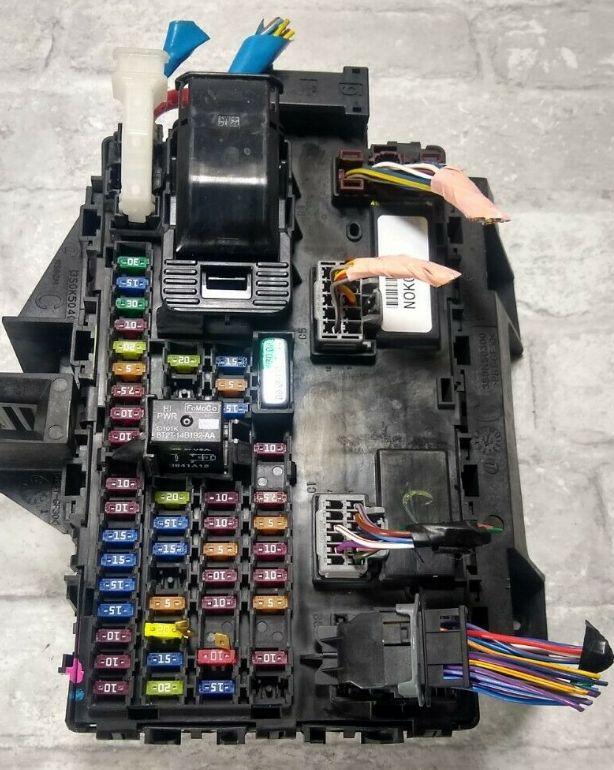 2012 Ford F150 Interior Fuse Box Diagram : interior, diagram, F-150, Diagram, StartMyCar