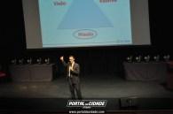 Tom Coelho em apresentação primorosa