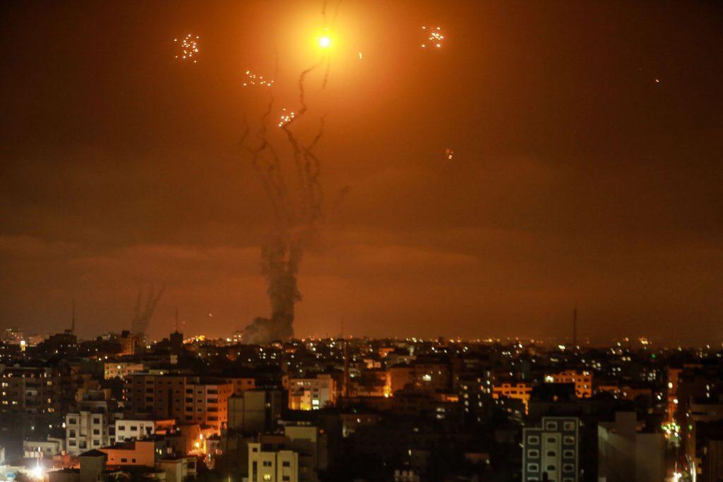 SUA vrea să ofere 1 miliard de dolari către Israel. Speră ca banii să fie investiți în sistemul de apărare Iron Dome
