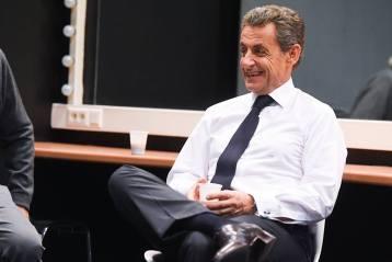 Nicolas Sarkozy en novembre 2016
