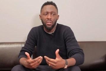Thomas Ngijol, humouriste français d'origine camérounaise.