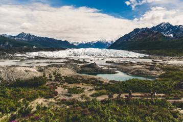 En Alaska, aux Etats Unis.