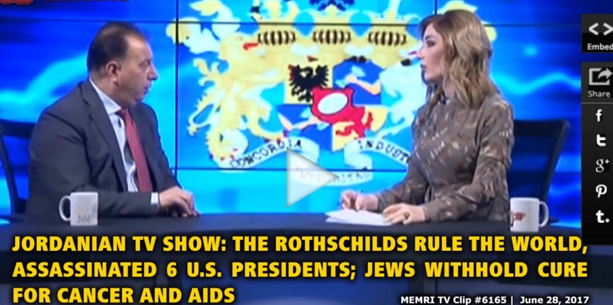 De blindheid voor Arabisch antisemitisme