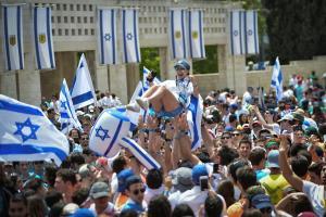 Festiviteiten onafhankelijkheidsdag Israel 2018