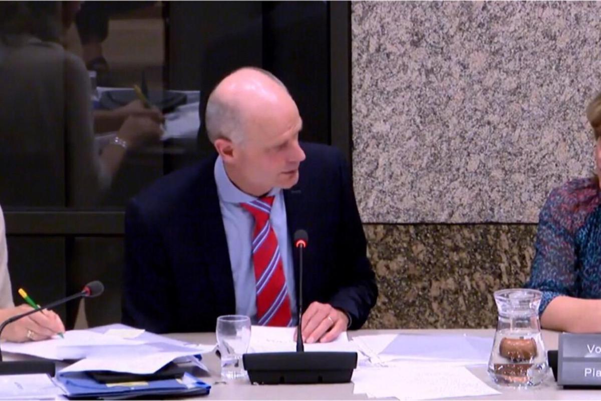 Minister Blok sprak twee minuten de waarheid over de Palestijnen