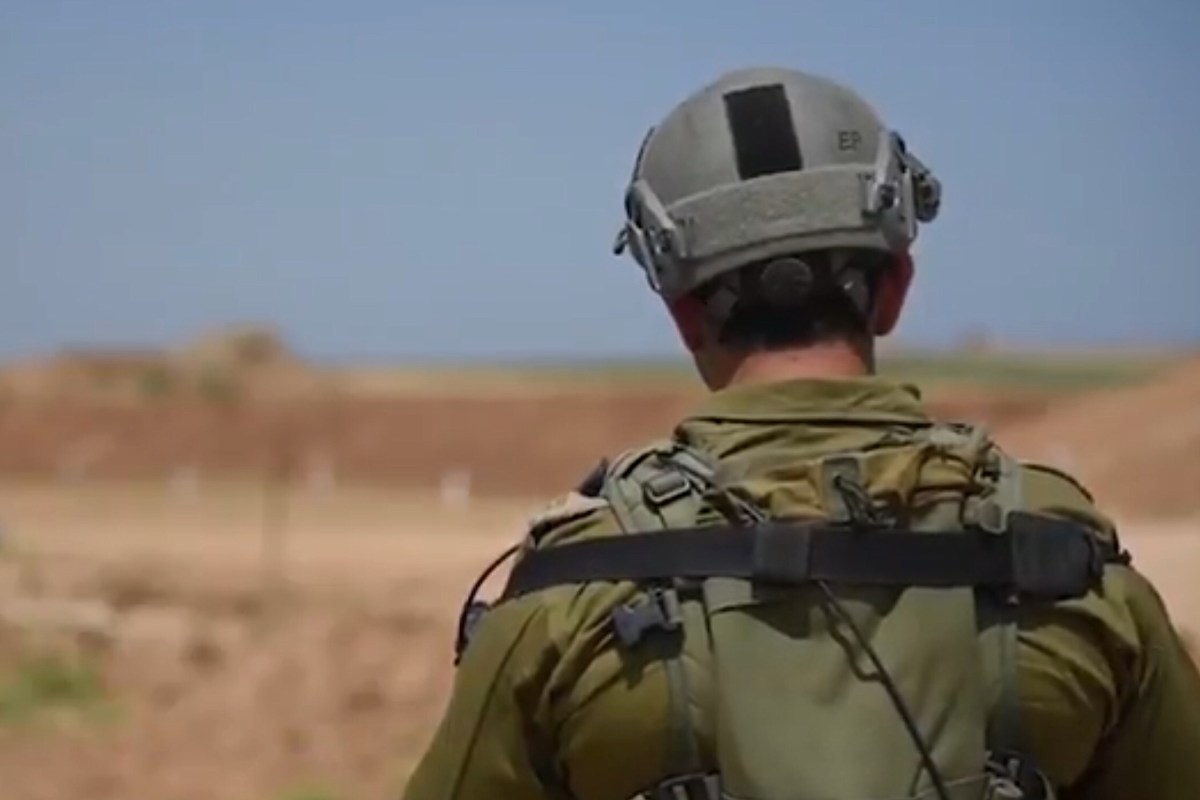 Hoe Israeli's tegen de wereld aankijken