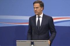 Mark Rutte op persconferentie 15 juni 2018