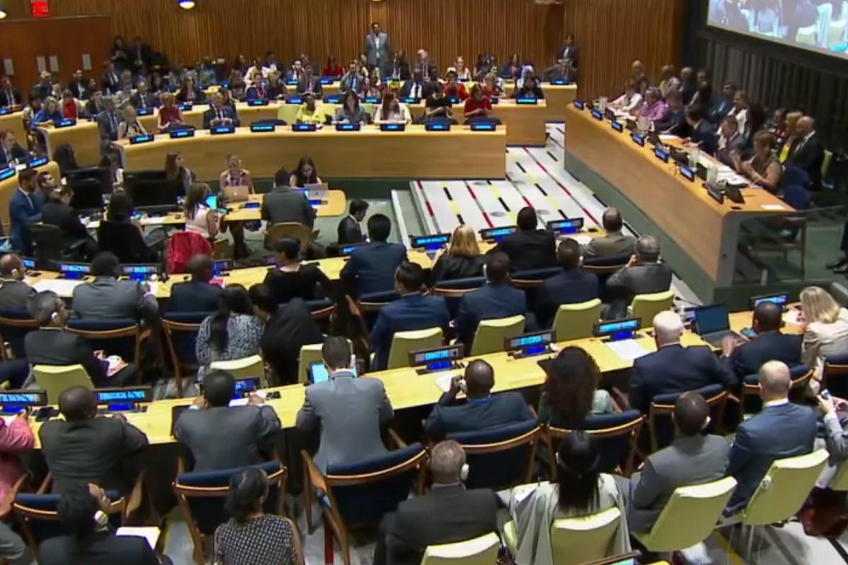 VN publiceert juichrapport over de zegeningen van migratie