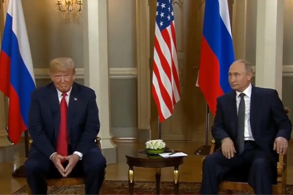 Iran na het overleg van Trump en Poetin in Helsinki