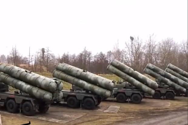 S-300 Raketinstallaties