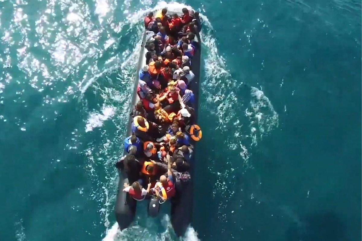 Klimaatvluchtelingen bestaan niet