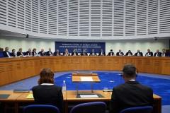 Zitting Europees Hof voor de Rechten van de Mens