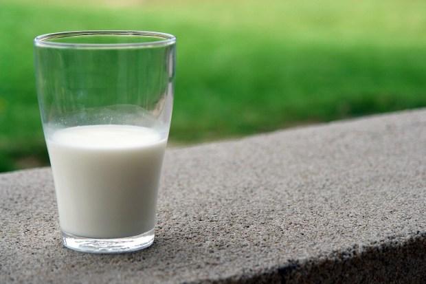 Glas melk