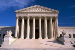 US Supreme Court te Washington DC