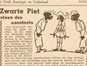 "Voorpagina ""De Stem"" 2 februari 1945"