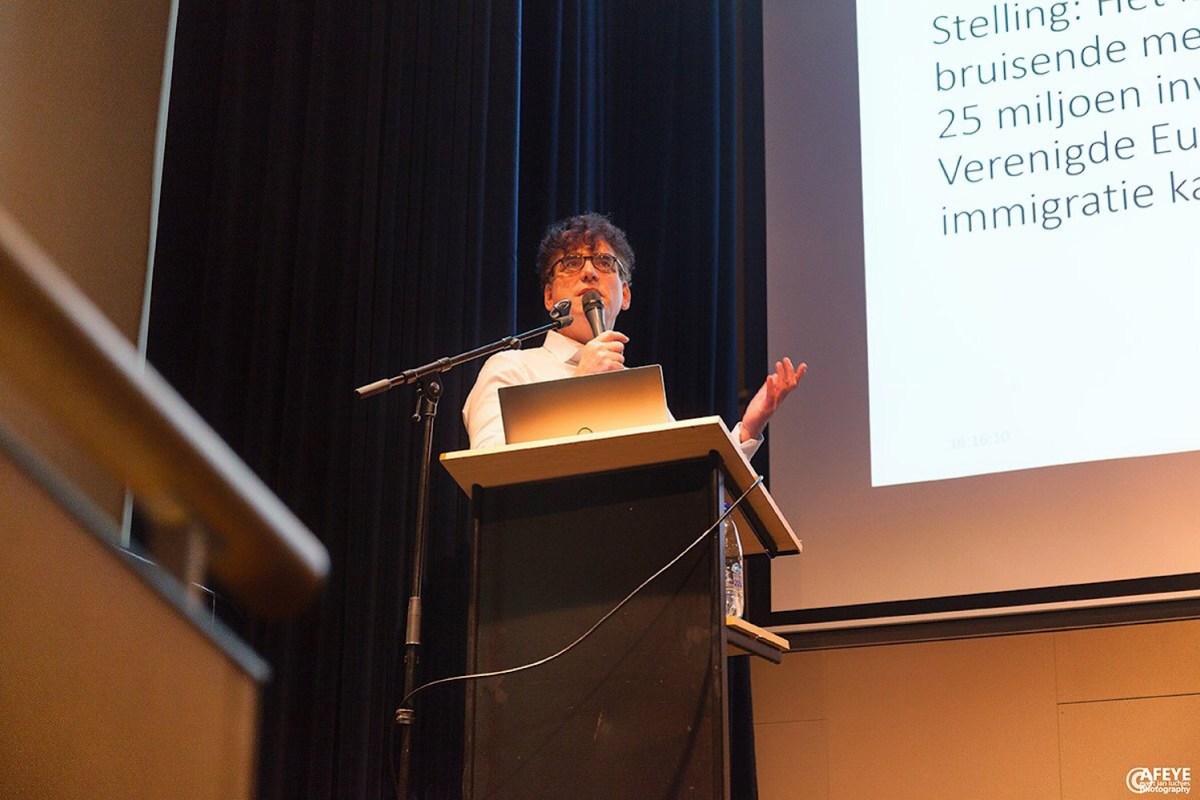 Discussiemiddag met Jan van de Beek stemt tot nadenken