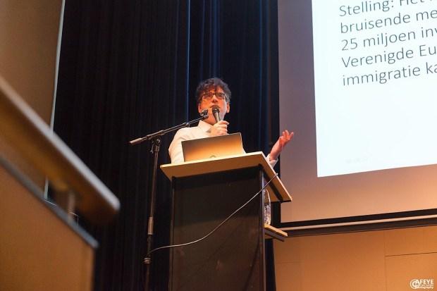 Demograaf en migratiedeskundige Jan van de Beek