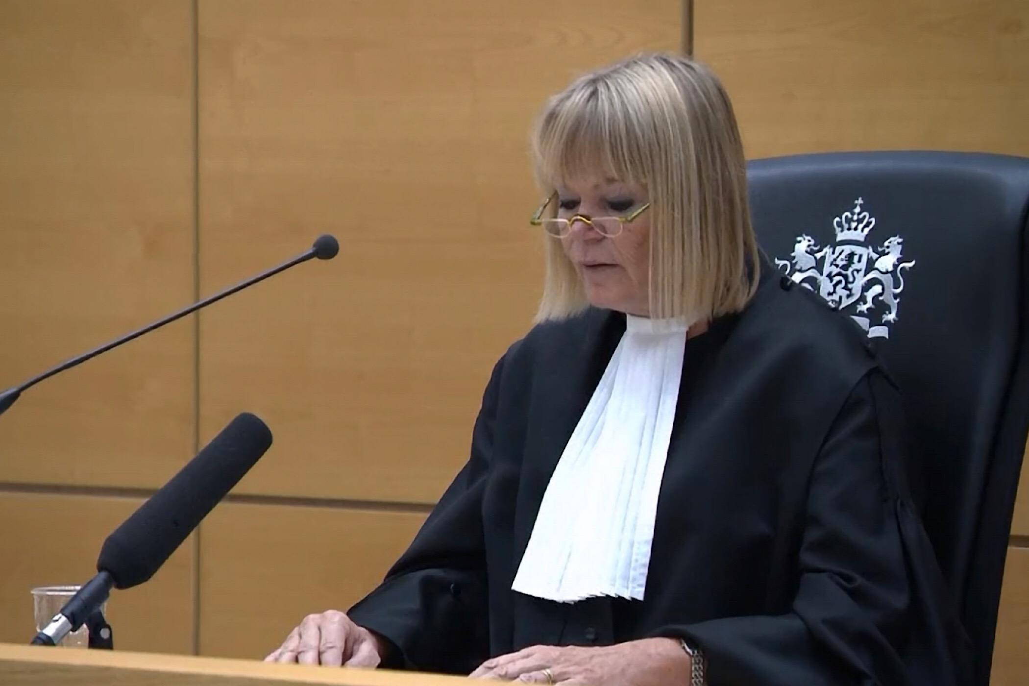 Uitspraak voorzitter Rechtbank Leeuwarden in de zaak van de Blokkeerfriezen.