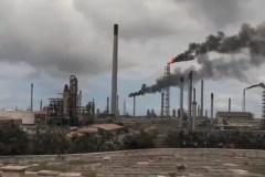 ISLA Olieraffinaderij te Curaçao