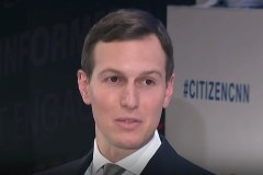 Jared Kushner, senior adviseur en leider MO-team van Donald Trump.
