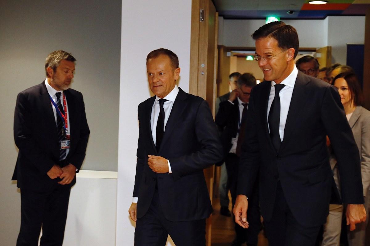 De EU schakelt straks een tandje terug