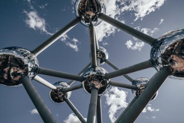 Atomium te Brussel