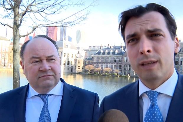 """Titelfoto bij artikel jan Gajentaan op OpinieZ.com """"Er is ruimte voor nieuwe partij tussen FvD en VVD"""""""