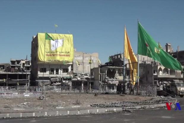 """Titelfoto bij artikel Tanya Hoogwerf op OpinieZ.com """"Overheid zet deur op kier voor terugkeer Syriëgangers"""""""